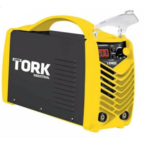Máquina De Solda Inversora IE-9200 200a Tork 220v