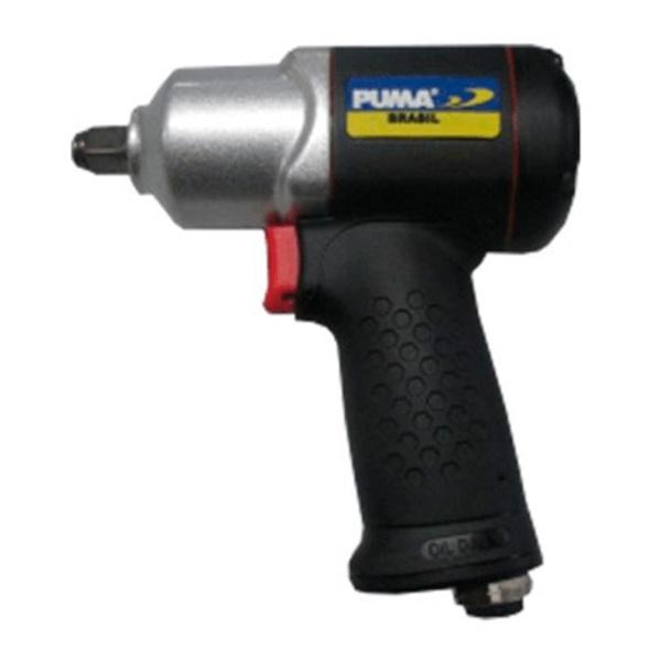 Mini Chave de Impacto Pneumática de 1/2Pol. 61Kgfm 11.000RPM - PUMA-AT1079