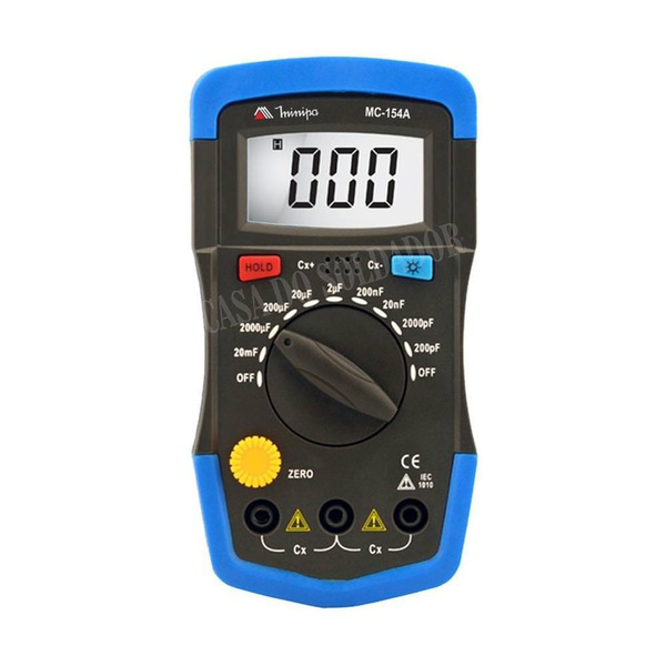 Capacímetro Digital Minipa MC-154A