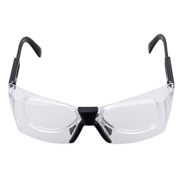 Óculos de Proteção Delta Incolor Carbografite