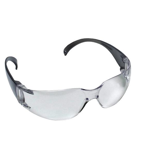 Óculos de Proteção Super Vision Incolor Carbografite