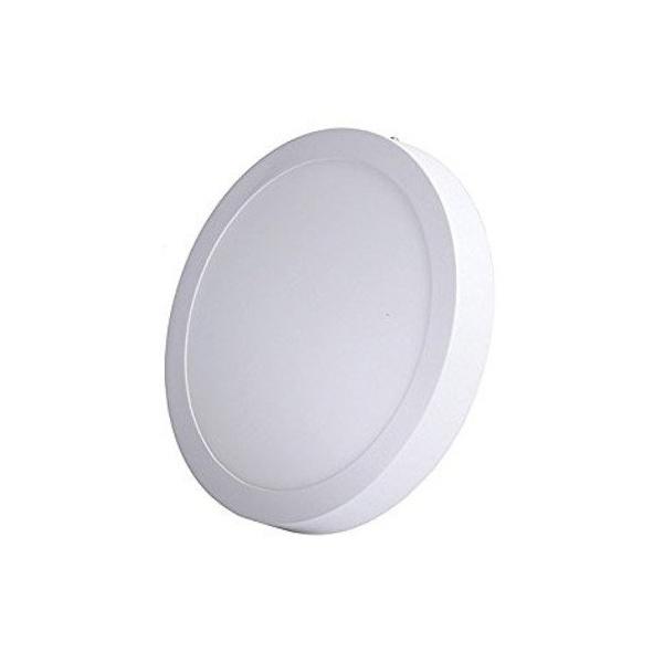 Painel LED de Sobrepor Redondo 24W Bivolt - FOXLUX-LED9062