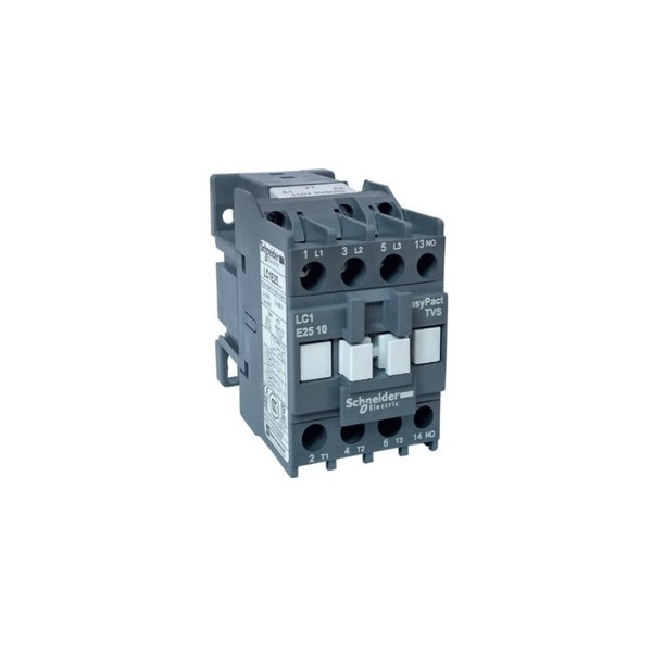 Contator Tripolar LC1-E2510 1NO Schneider
