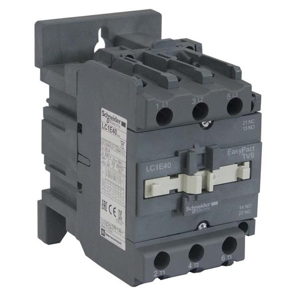 Contator Tripolar LC1-E4011 1NO+1NC 220V Schneider