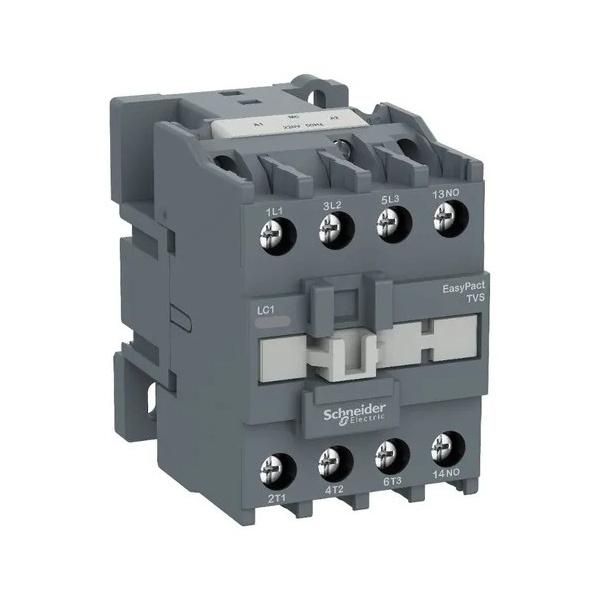 Contator Tripolar LC1-E6511 1NO+1NC 220V Schneider