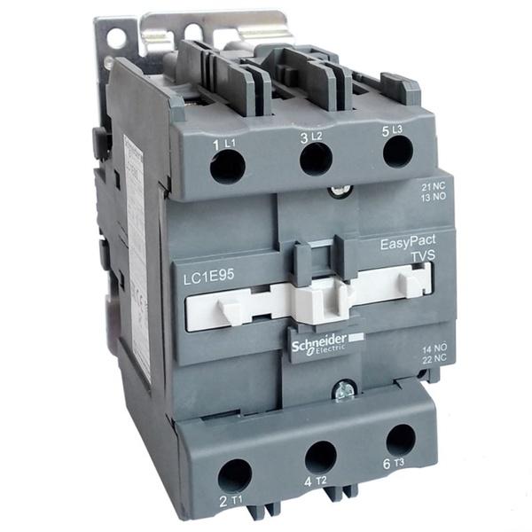 Contator Tripolar LC1-E9511 1NO+1NC 220V Schneider
