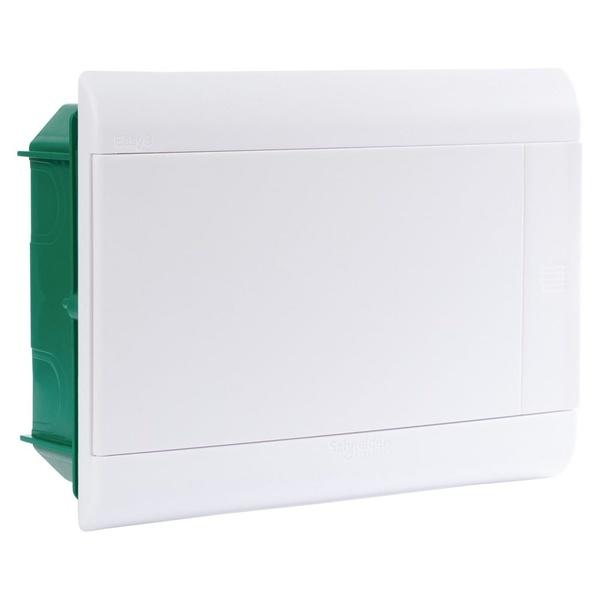 Quadro de Distribuição de Embutir para 12 Disjuntores Schneider EZ9E3312