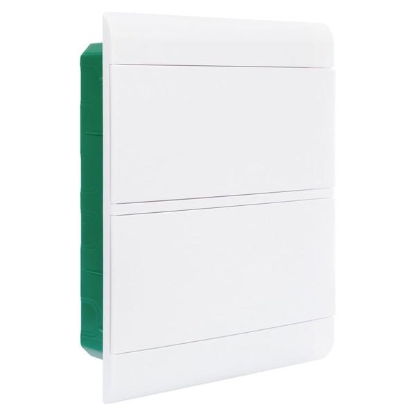 Quadro de Distribuição de Embutir para 24 Disjuntores Schneider EZ9E3324