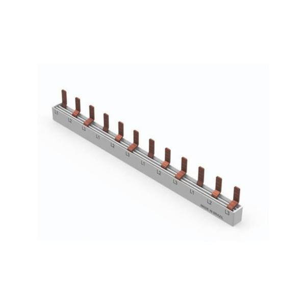 Barramento Pente Trifásico Para 57 Disjuntor Din 100A Pino A9Xph357 Schneider