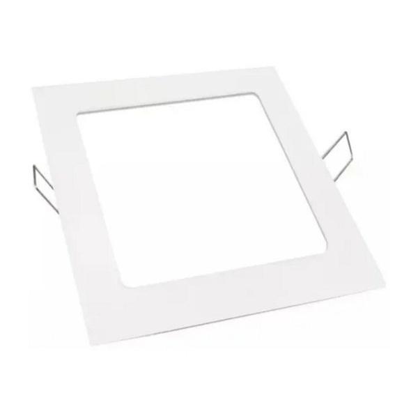 Painel LED de Embutir Quadrado 12W Bivolt - FOXLUX-LED9047