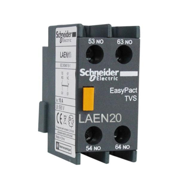 Contato Auxiliar 2NA Schneider LAEN20