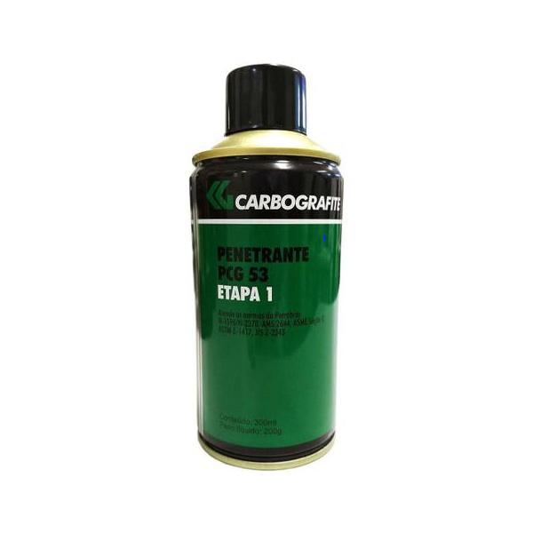 Spray Penetrante PCG 53 300 ml Etapa 1 Carbografite