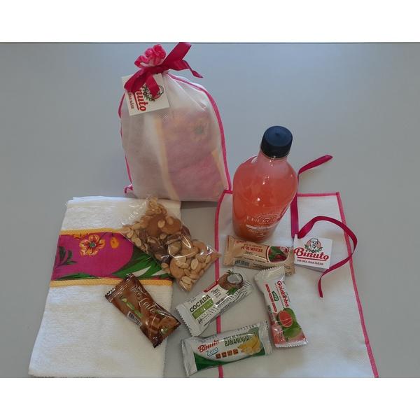kit Binuto dia das Mães