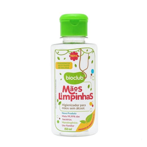 Novo REFIL Mãos Limpinhas Bioclub® 200ml