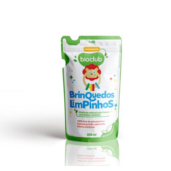 Sachê Brinquedos Limpinhos Bioclub 500ml