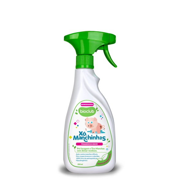 XÔ Manchinhas BIOCLUB® 500ml