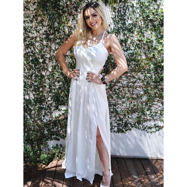 Vestido July Branco