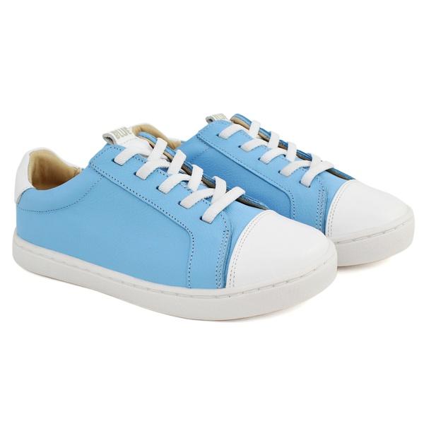 Tênis CLR Junior Unissex - Azul Bebê