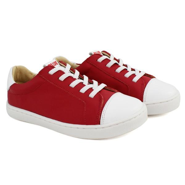 Tênis Junior CLR - Vermelho