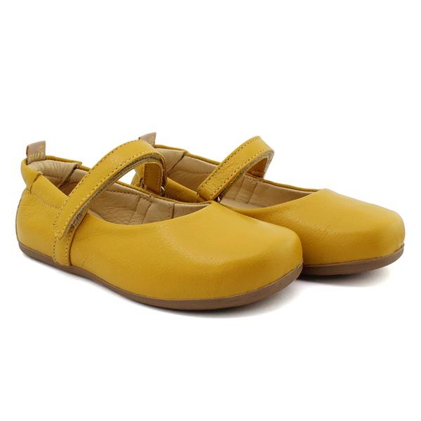 Sapatilha Infantil Feminina Clara - Amarelo