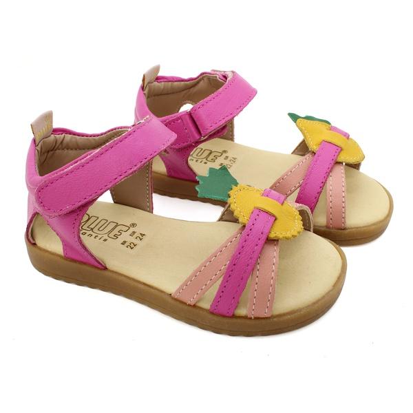 Sandália Infantil Feminino Jasmim - Pink