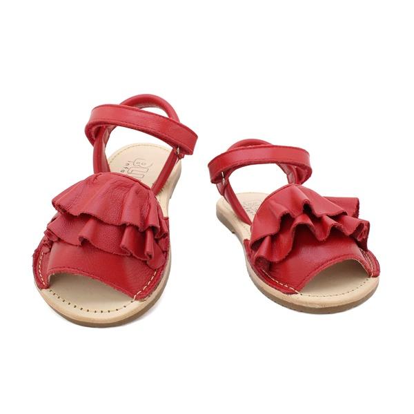 Sandália Infantil Feminino Bianca - Vermelha