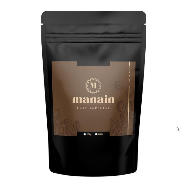 Café Especial Manain Alta Mogiana Moido 85 Scaa 500g
