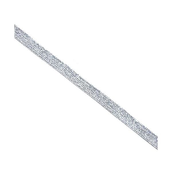 Tira Infinity Large - Cristal, 40cm.