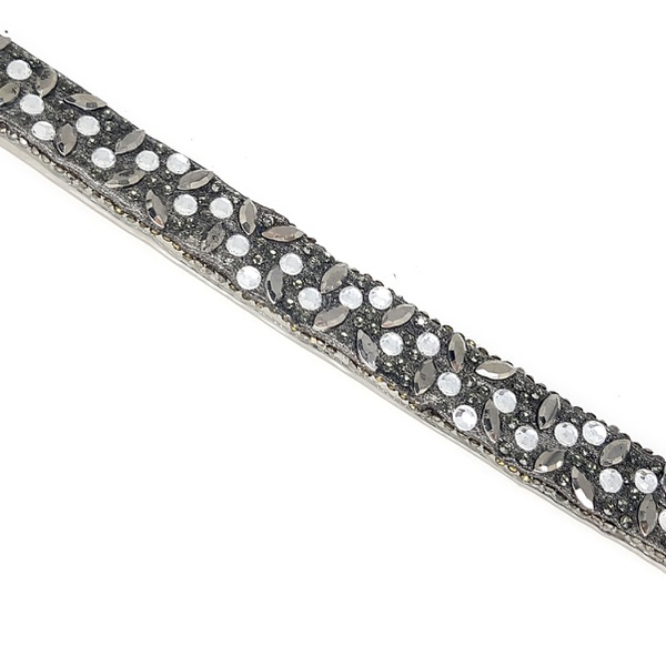 Tira Infinity Large Veneza - Black Diamond, 40cm.