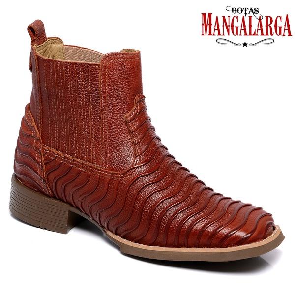 Botina Texana Mangalarga