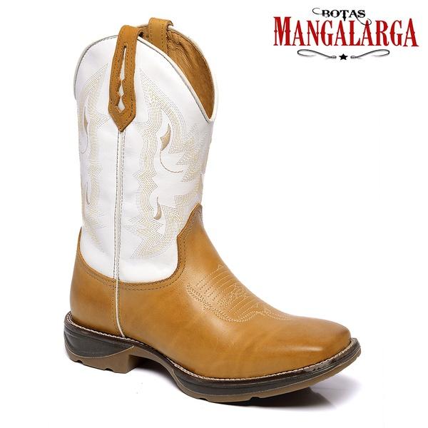 Bota Texana Mangalarga