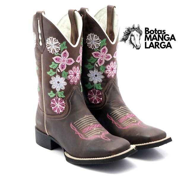Bota Texana Feminina