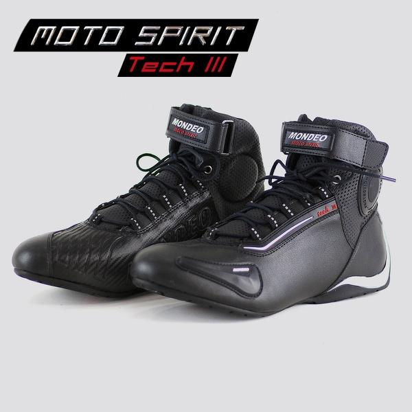 Moto Spirit Tech 3 Preto