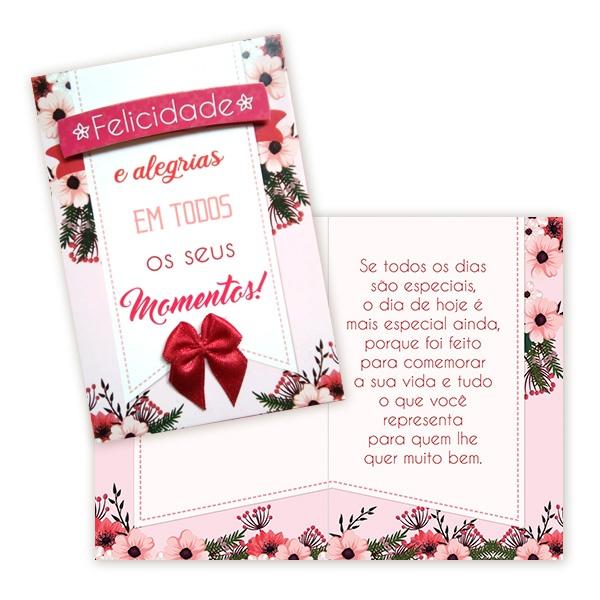 Cartão em Todos os Seus Momentos