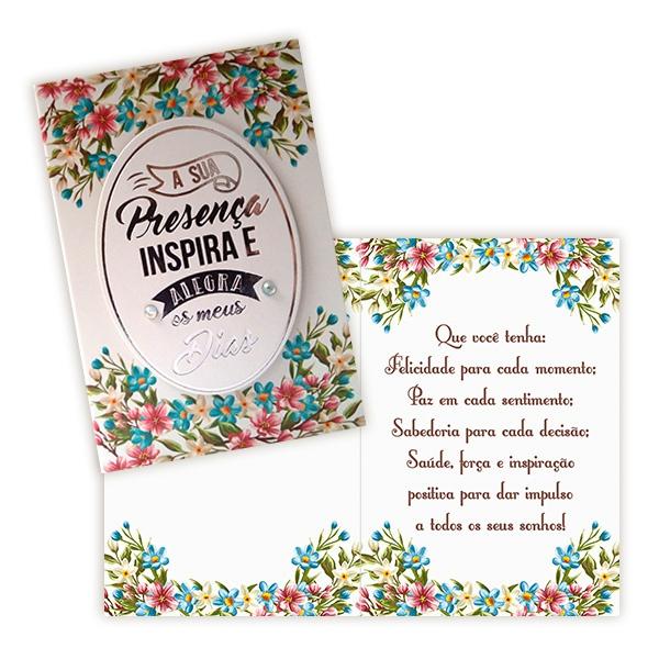 Cartão Sua Presença