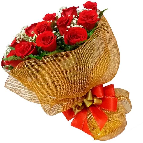 Buquê Rosas com Amor