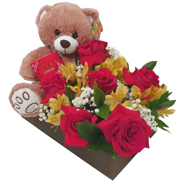 Flores e Carinho