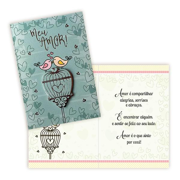 Cartão Meu Amor
