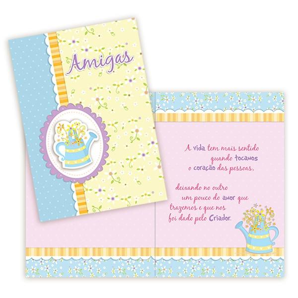 Cartão Amigas