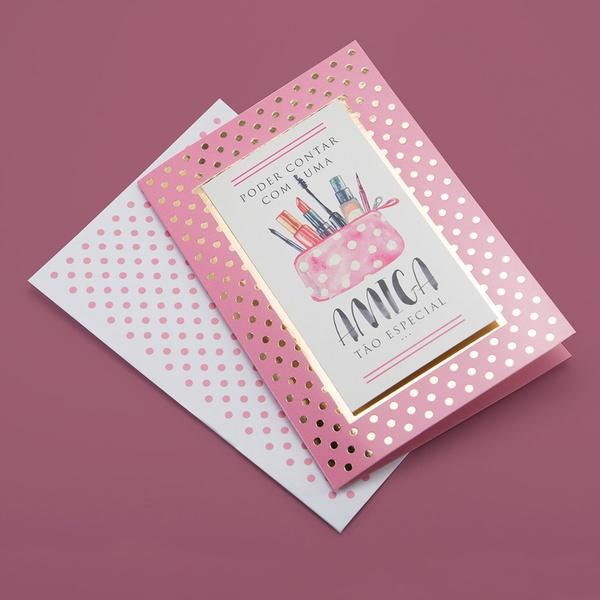 Cartão Amiga especial