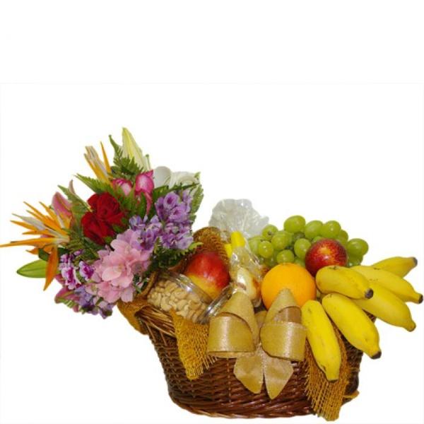 Flores Frutas e Petiscos