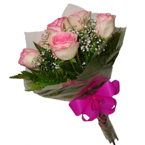 Promoção de rosas importadas