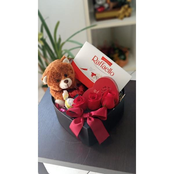 Box Heart e Delicias