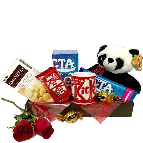 Delicias e Kit Kat