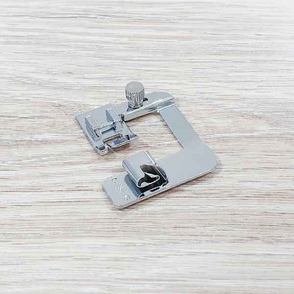 Calcador para Bainha 4/8 10mm - máq. doméstica - 6... - BOUTIQUEDASRENDAS