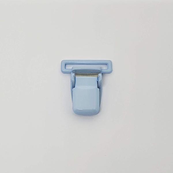 Prendedor de chupeta - Azul claro - AZU1 - BOUTIQUEDASRENDAS