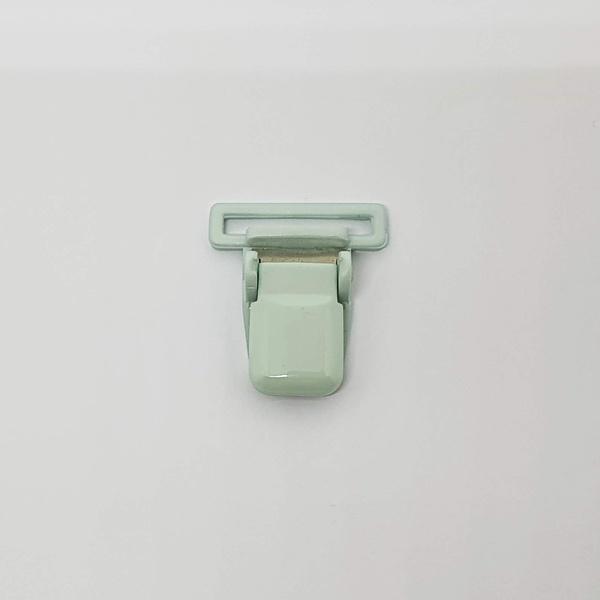 Prendedor de chupeta - Verde claro - VER1 - BOUTIQUEDASRENDAS