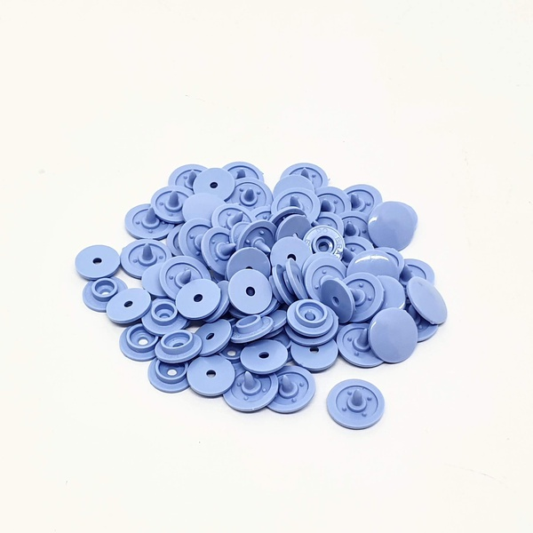 Botão de Pressão n°12 - Renoir blue (com 50 jogos ... - BOUTIQUEDASRENDAS