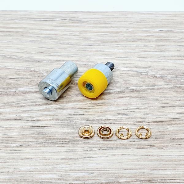 Matriz para botão pressão 35 de metal - MAT-35 - BOUTIQUEDASRENDAS