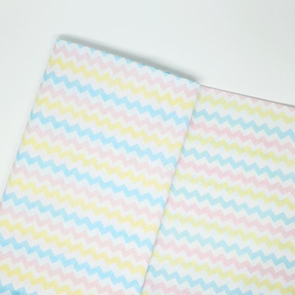 Tecido Chevron Candy Color - CH-CANDY - BOUTIQUEDASRENDAS